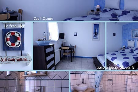 CAP L'OCEAN : Chambres d'Hôtes - Le Fenouiller