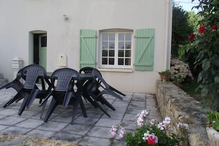 Chambre pour 1 ou 2 personnes - Mareuil-sur-Lay-Dissais
