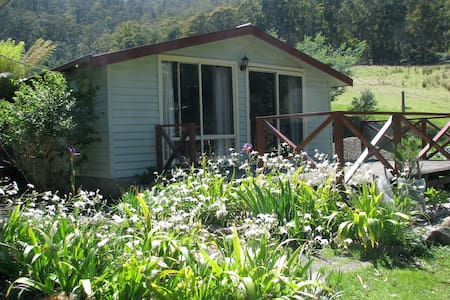Farm stay near Cygnet, Huon Valley