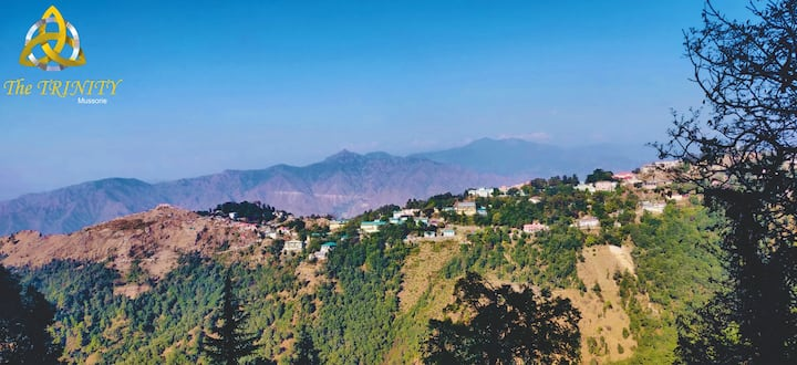 The Trinity- Mussorie