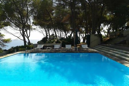 Camera Ambra/con piscina/Isola d'Elba - Province of Livorno