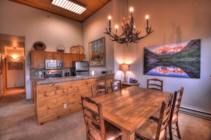Villas at Snowmass Club Unit 1634 - Aspen - Villa
