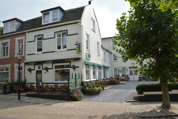 Apartment on the the ground floor in small village in Limburg by the Geuldal