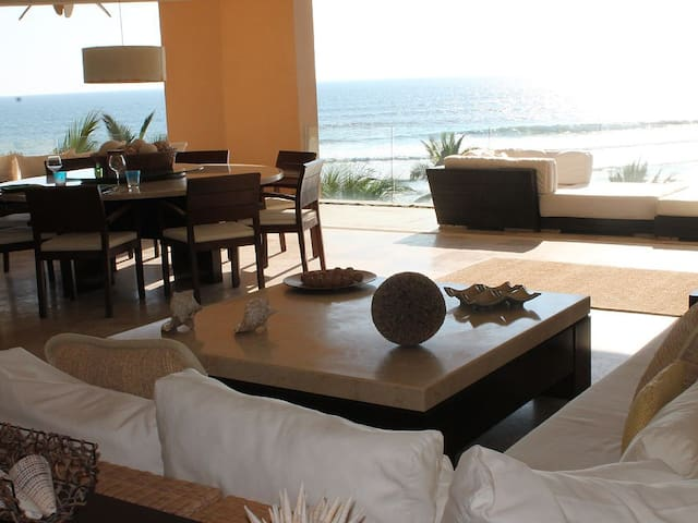 Exclusive condo beautiful beach - Acapulco