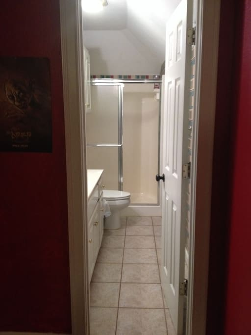 Private Suite With Full Bathroom Upstairs Houses For Rent In Conway Arkansas United States
