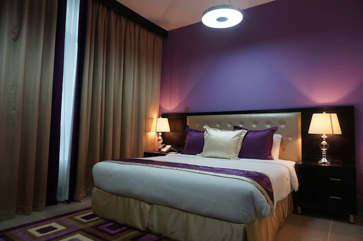 1BR-Awesome Apartment in AbuDhabi! (Q-A)