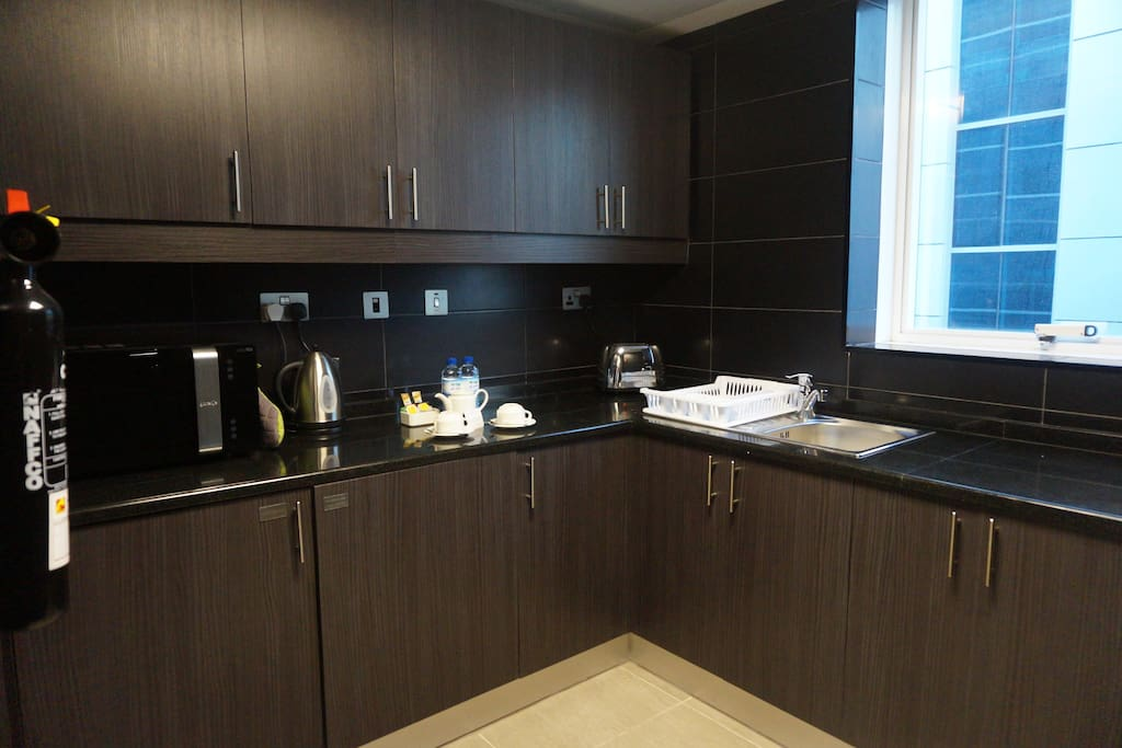 Fully Equipped Kitchen Facilities!