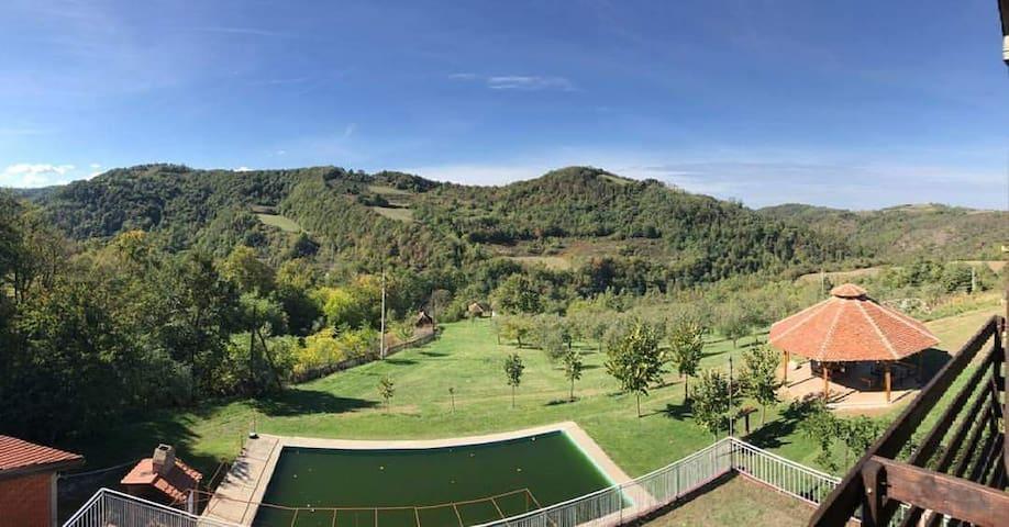 Vila Milica, seoski turizam