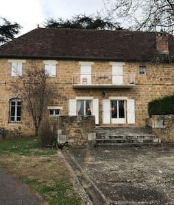 Gites a location par semaine - Saint-Michel-de-Bannières - Dům