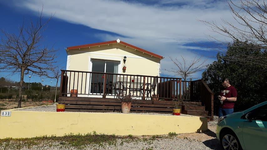 Maestrat Park Casa 132 - Cervera del Maestre