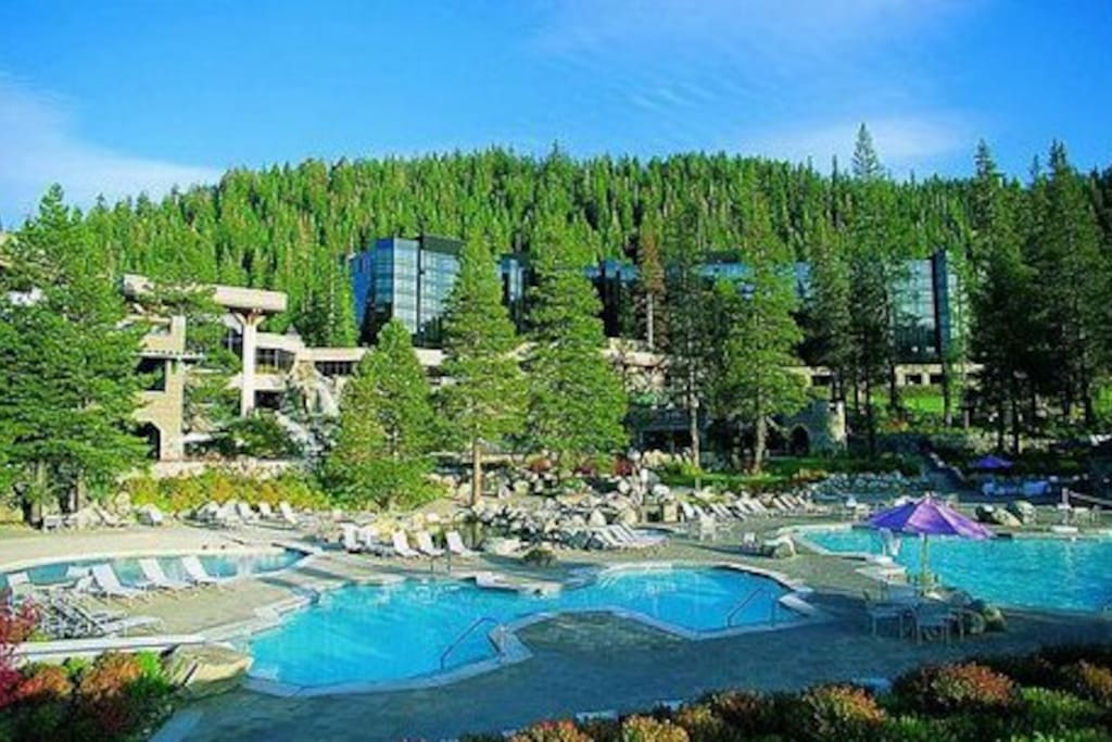 The Resort at Squaw Creek
