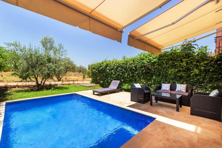 Luxueuse Villa- Golf & Waky - Jardin de l'Atlas