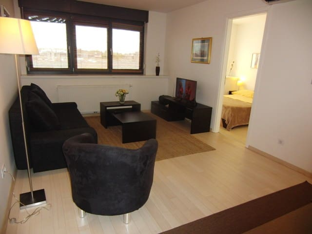 Central positioned Ekott3 apartment - Zagreb - Appartement