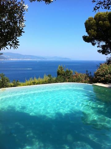 Gorgeous Villa with poool Seaside Portofino - Santa Margherita Ligure - Villa