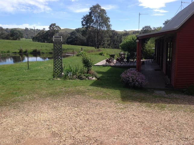 Moore House Country Retreat - Piries near Mansfield - Talo