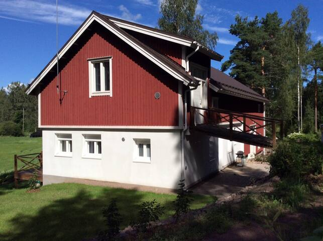 Sandkulla country cottage - Loviisa - Maison