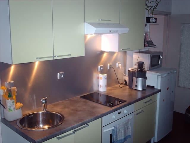 Parfait pour couple et petite famille - Métabief - Apartamento