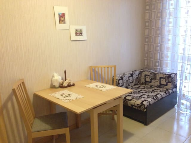 Уютная квартира достаточной площади для 2-4человек - Essentuki - Apartamento
