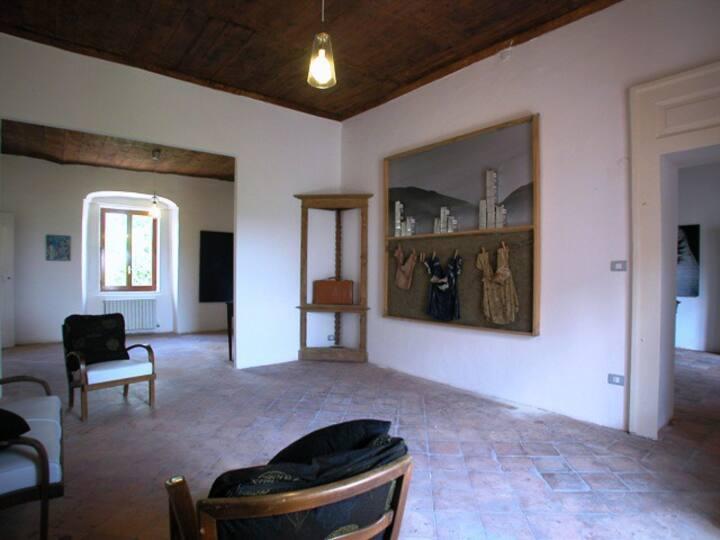Ospitalità artistica a Castropignano
