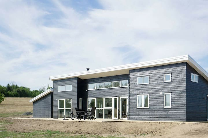 Spacious Holiday Home in Bornholm near Sea