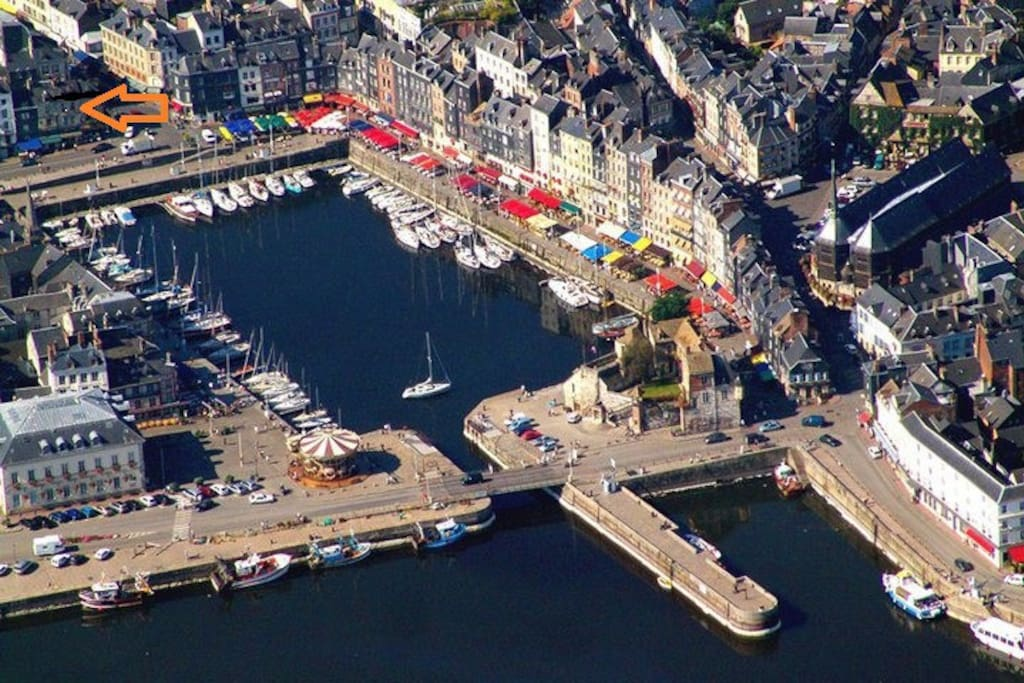 Site classé du Vieux Bassin