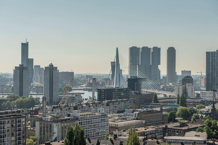 Rotterdam City Center Appartement