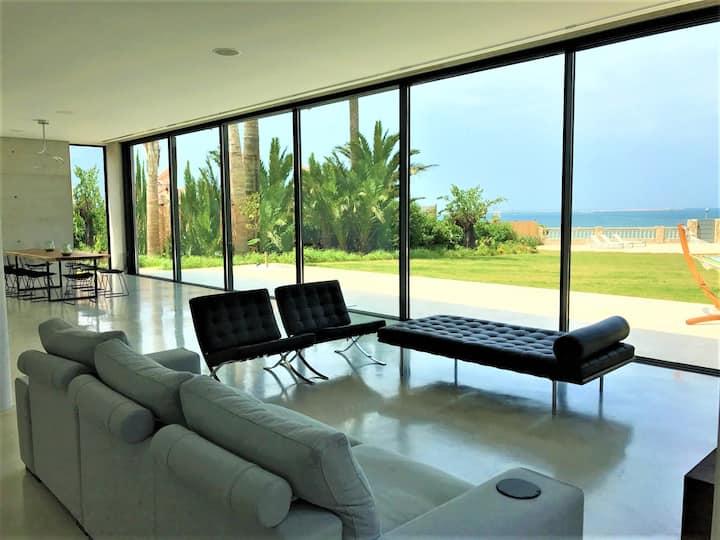 Lujosa y Moderna Casa en Denia/Rotas frente al mar