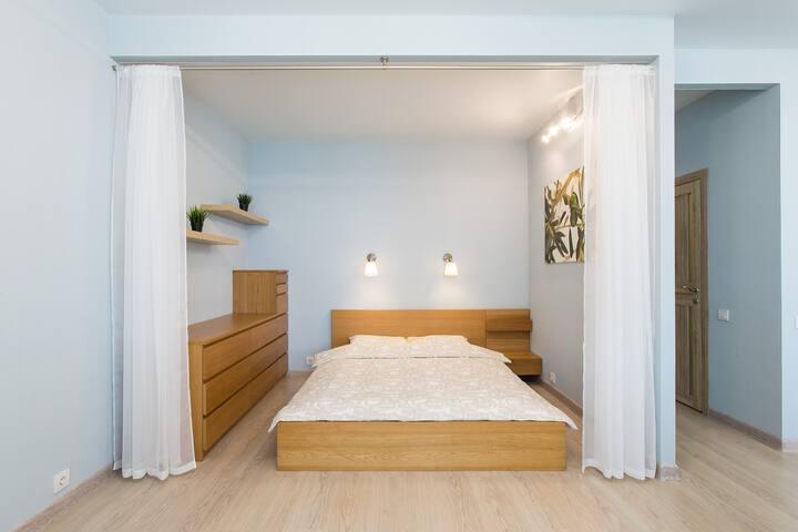 House Inn Апартаменты на Комсомольском