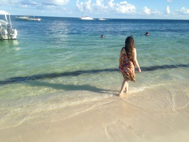 Departamento a solo 5 minutos de la playa