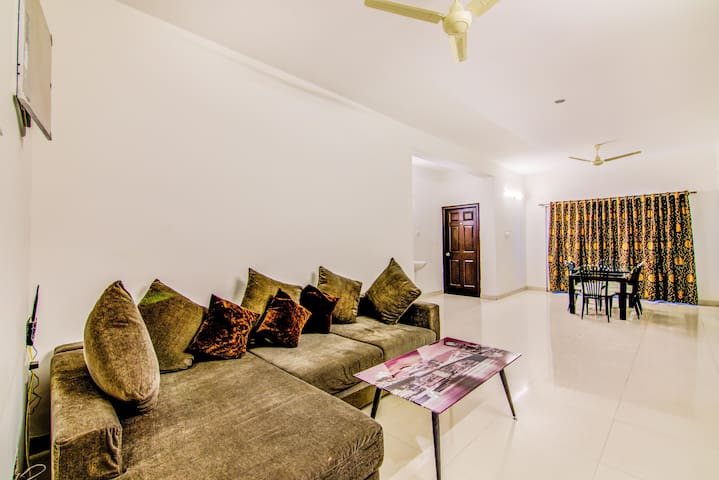 Suitable and Comfortable Rooms @Yeshwanthpur