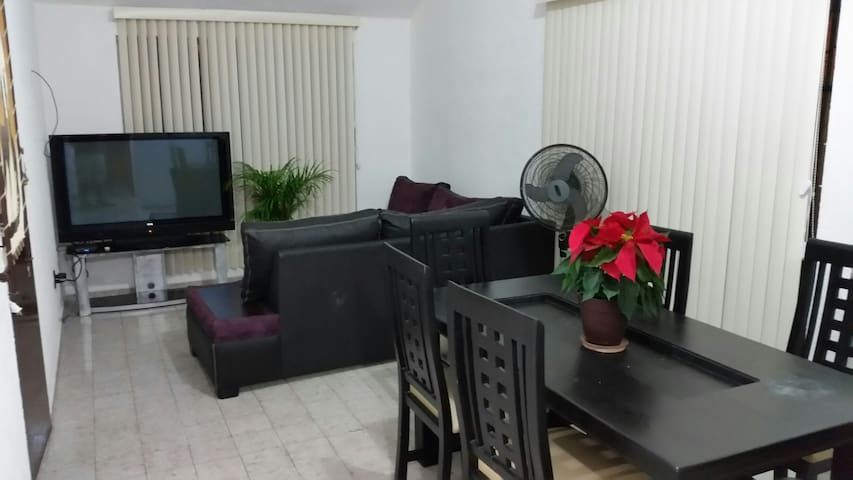 Little apartment in Cancun Downtown - Cancún - Apartment