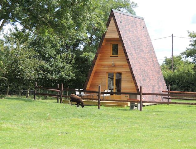 Lodge Les Pieris, le Fresne
