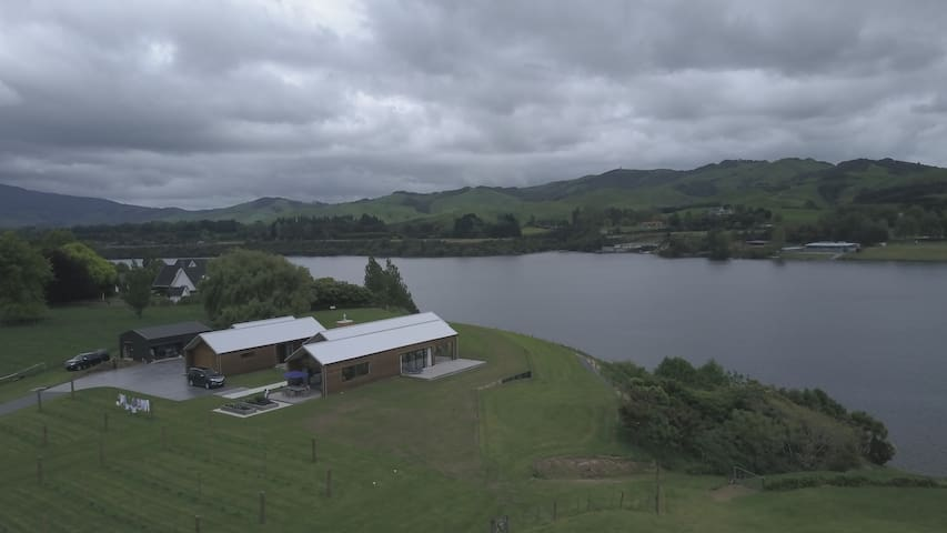 Lake House Karapiro