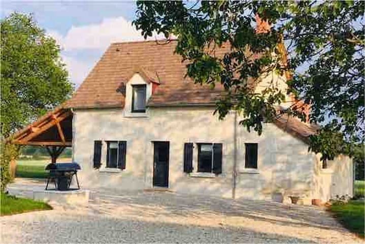 Country house : zoo of Beauval, castle ...