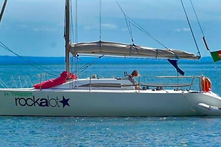 Barco Marina de Troia - Carvalhal - Boot