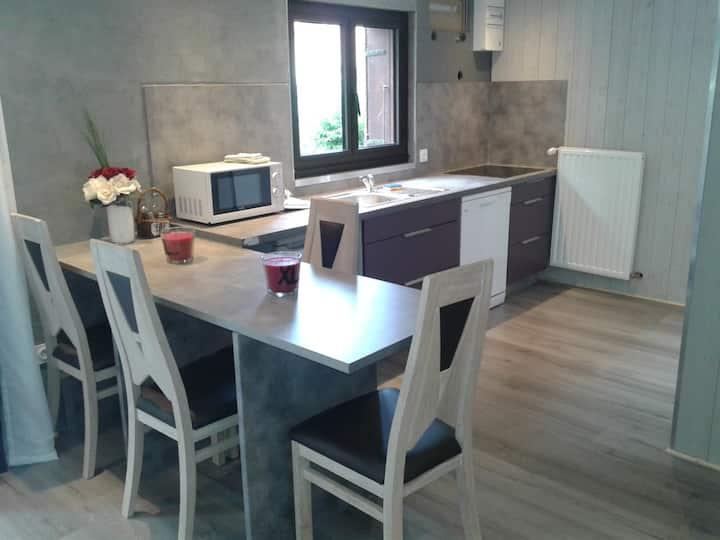Appartement 50 m2 à Aix Les bains, Savoie