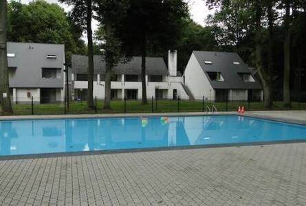 Huisje Hengelhoef - Berk108   in rustig natuurpark