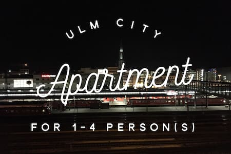 ULM CITY ZENTRALES APARTMENT - Ulm - Condominium