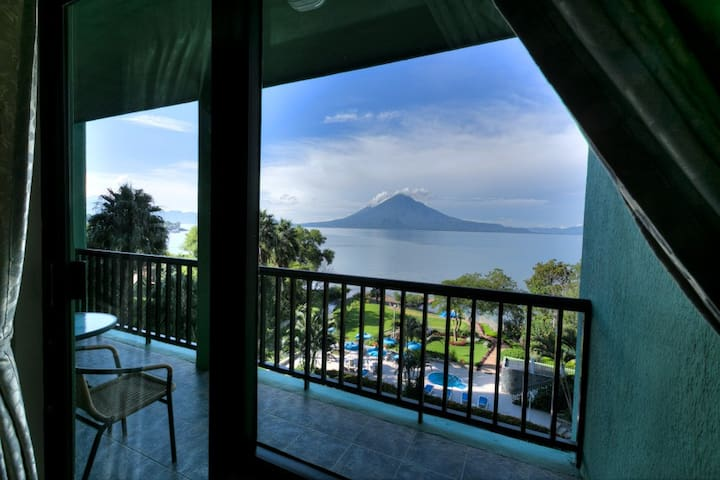 Greate View of Lake Atitlan - GT - Wohnung