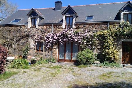 Chene Cottage, Pluherlin near Rochefort-en-Terre - Pluherlin - Hus
