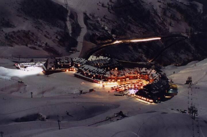 Casa sulle piste da sci Montecampione