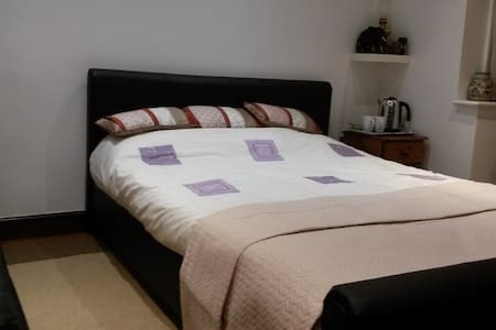 Spacious cosy double room in London - 文布利