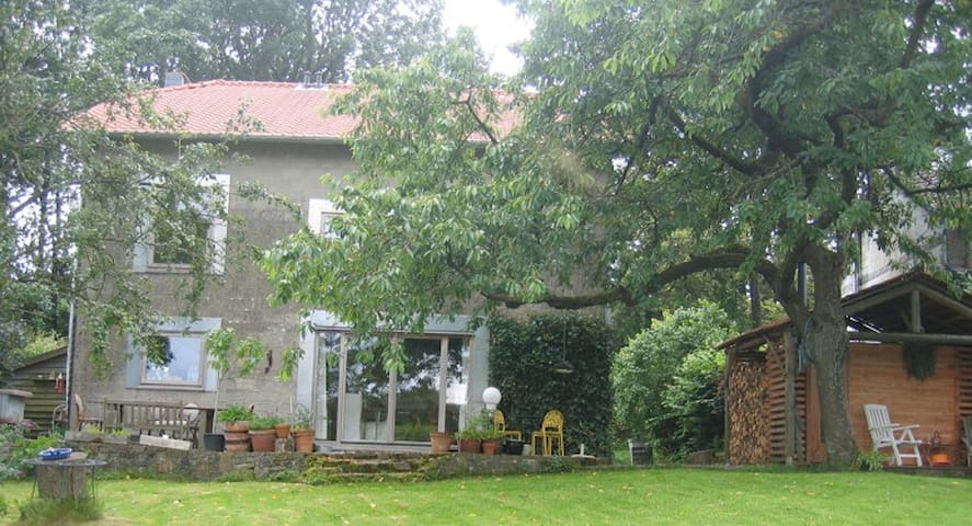 B&B Lorcé Royale 2 p. incl. sauna - Stoumont - Bed & Breakfast