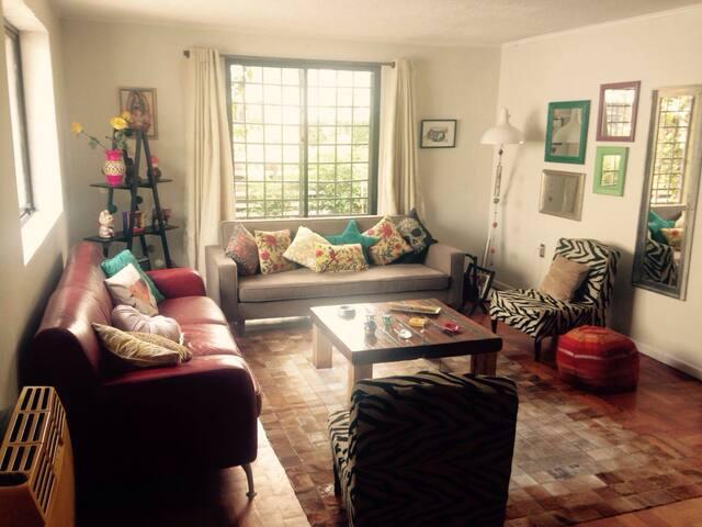 Nice House Manquehue/Las Condes - Santiago - Casa