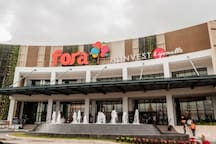 FORA  is a newly opened mall with Cinema, Anytime Fitness and 24-hour supermarket is just 3.6 km away.