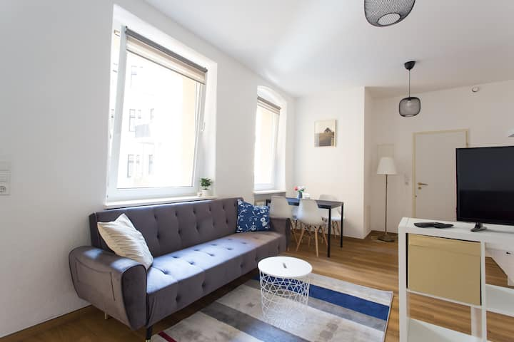 City DELUXE Apartment - NETFLIX und WiFi included