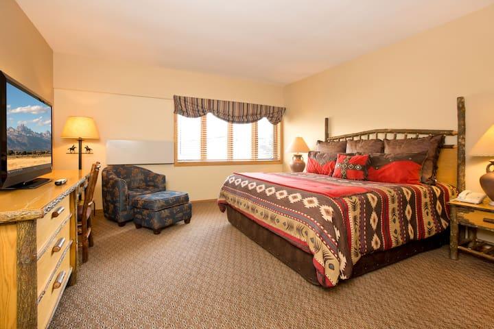 Downtown 1 Bedroom KING Condo - Jackson - Wohnung