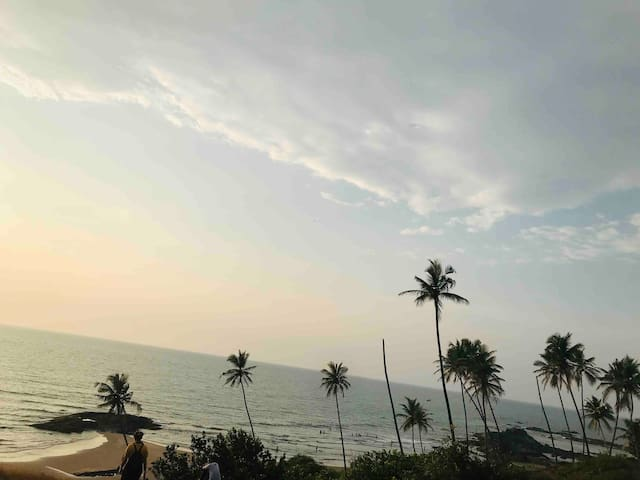 Two bedroom | Baga beach walking| Guesthouse | Goa