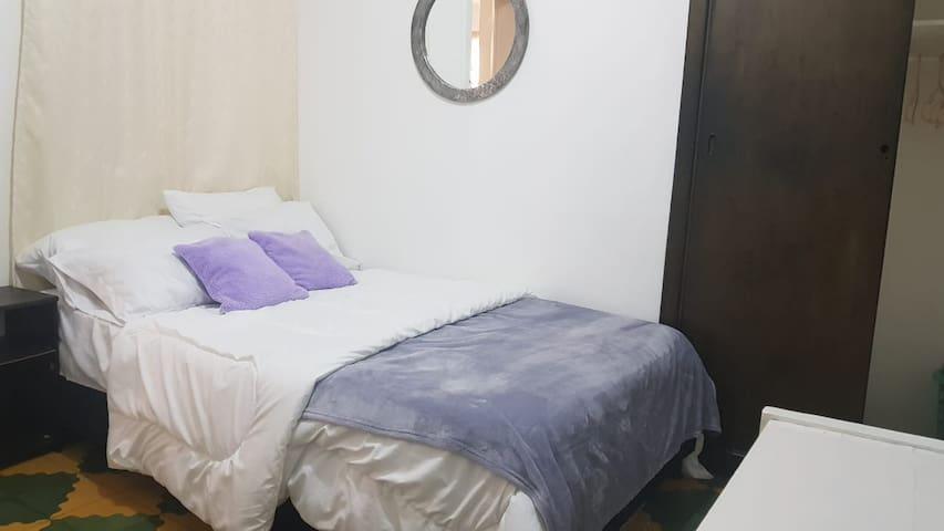Glorias Casa residencial, hasta 3 personas/cuarto.