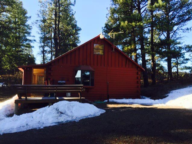 Li'l Red Pagosa Springs Cabin - Pagosa Springs